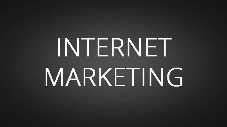 Internet Marketing & Social Media